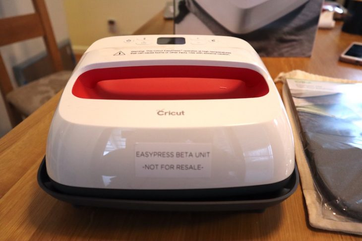 The Cricut EasyPress 2 takes your DIYs to a whole new level with its easy to use process and 60 second success!!