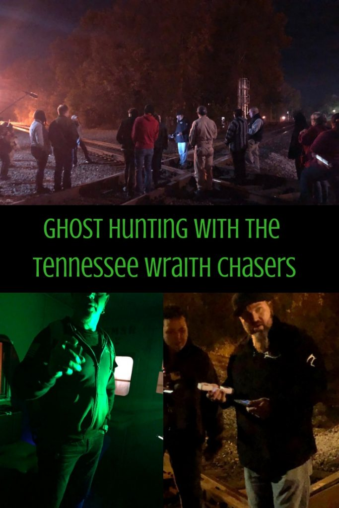 Ghost Hunting with the Tennessee Wraith Chasers