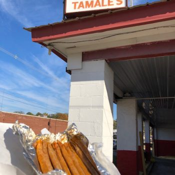 Hot Tamales in Corinth