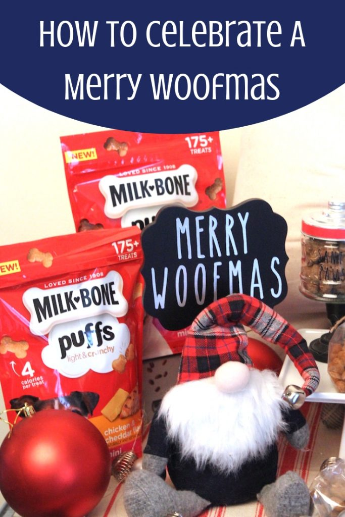 How To Celebrate A Merry Woofmas