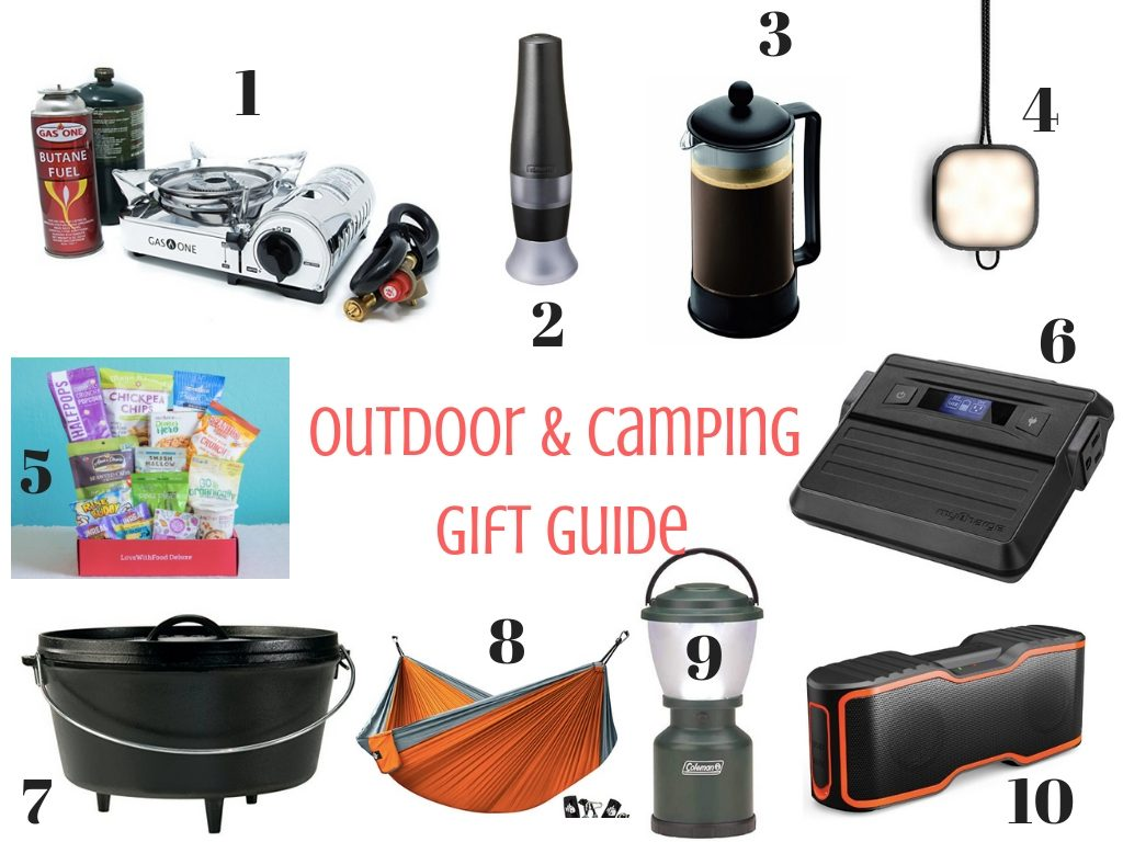 Outdoor & Camping Gift Guide