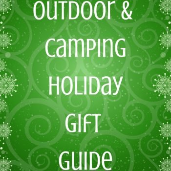 Outdoor & camping holiday gift guide