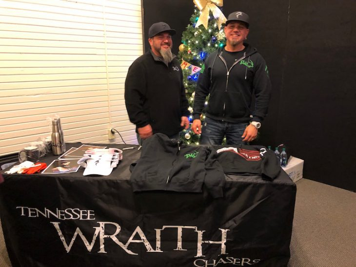 Tennessee Wraith Chasers Crossroads Museum Corinth 1