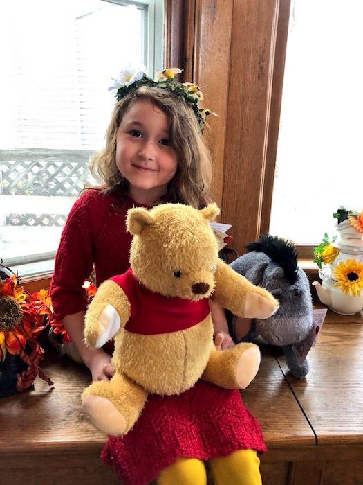 Winnie the pooh tea
