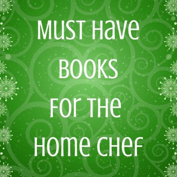 must have books home chef