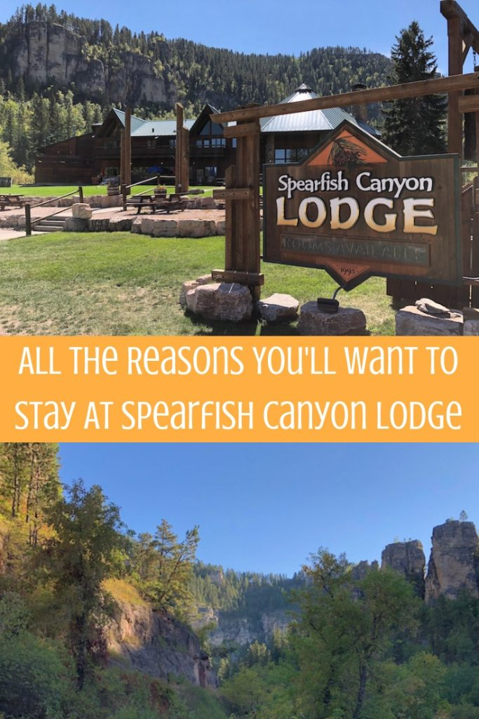 All The Reasons You'll Want To Stay At Spearfish Canyon Lodge