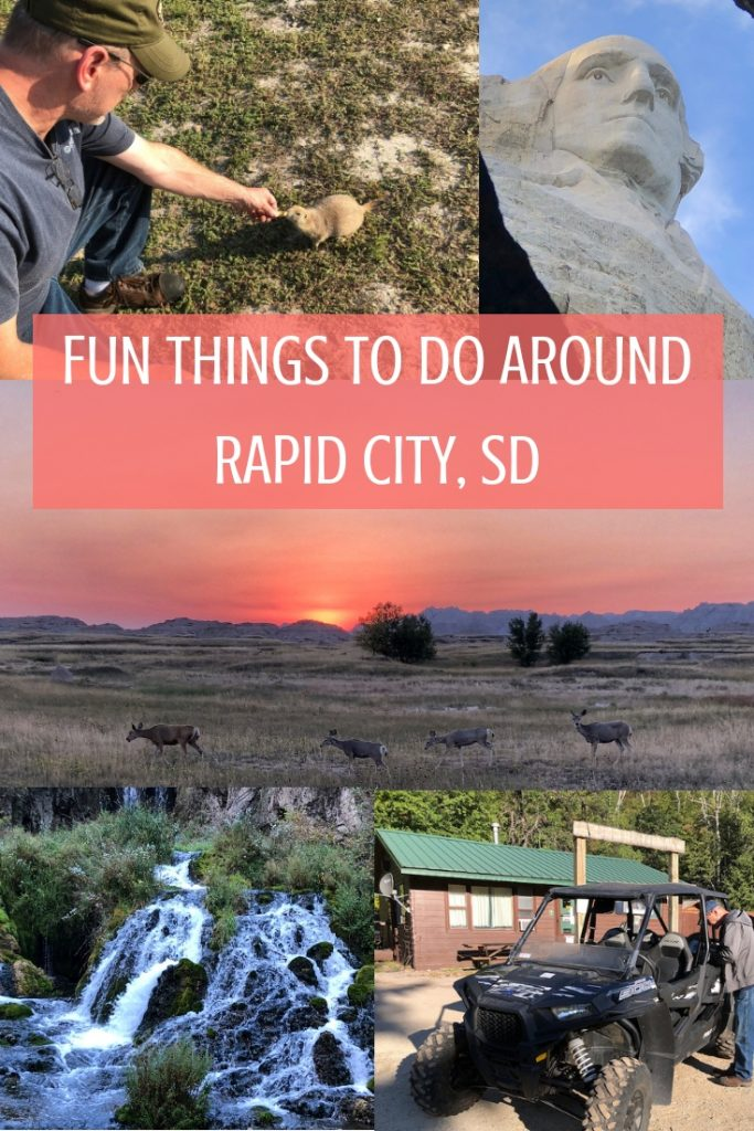 fun things to do in rapid city sd