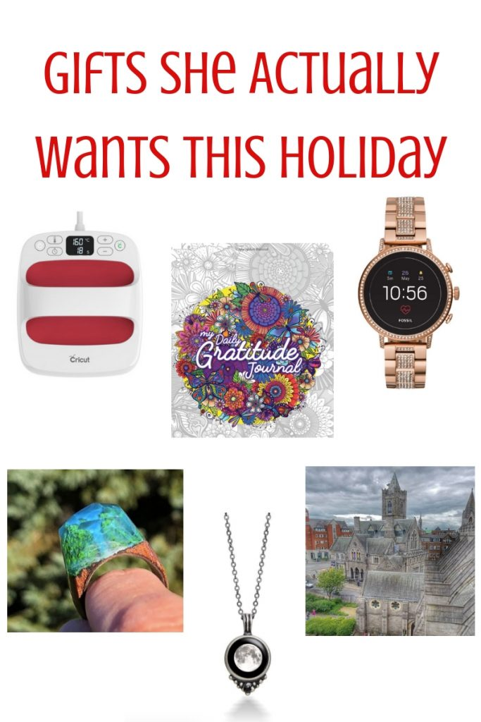 Gifts She Actually Wants This Holiday