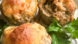 Meatloaf Muffins Recipe – Only 5 WW Freestyle Points