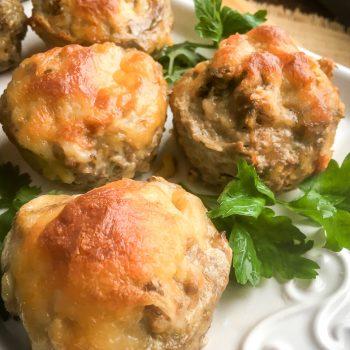 Meatloaf Muffin Recipe