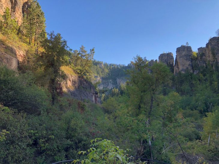Spearfish Canyon Lodge, SD