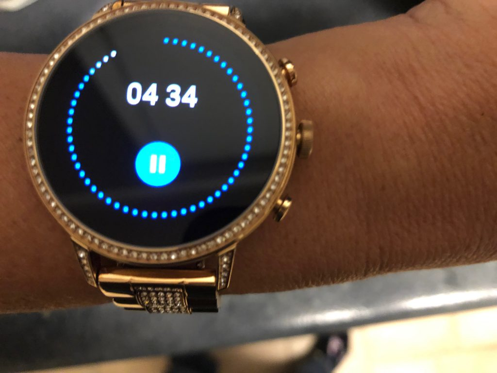 fossil smartwatch 1