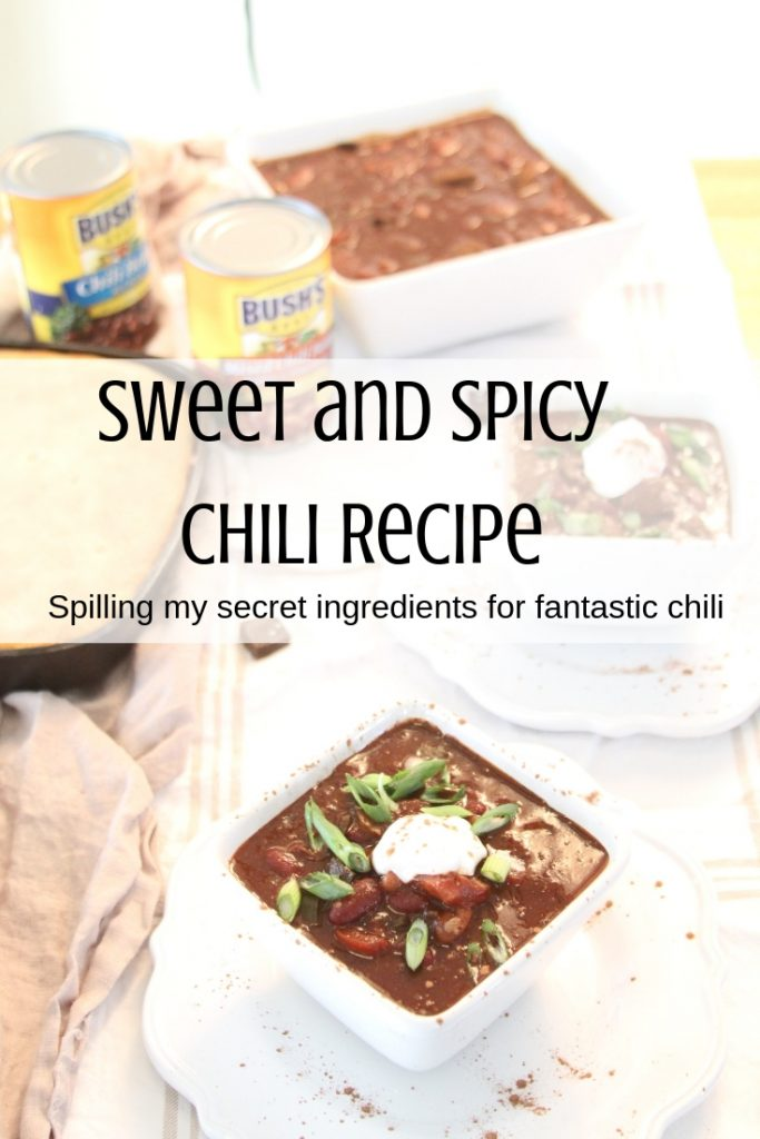 Sweet and Spicy Chili Recipe Only 8 WW Freestyle Points (1)