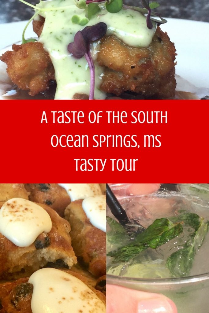 Tasty Tour Ocean Springs