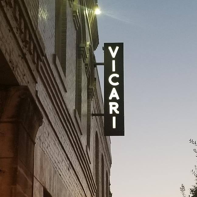 Vicari Where to eat in Corinth MS