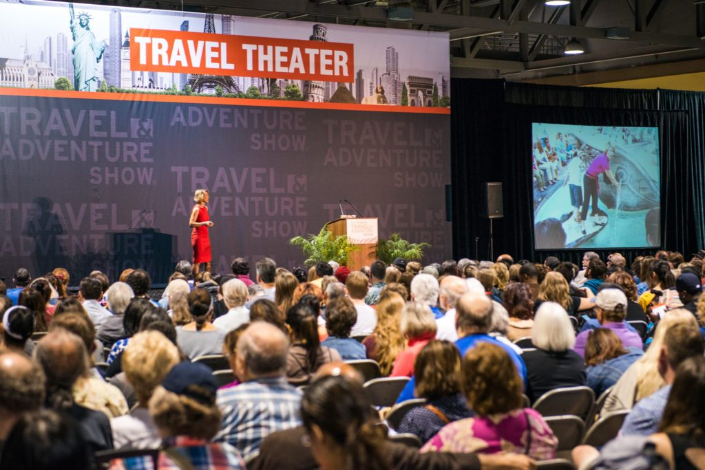 Chicago travel adventure travel theater
