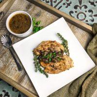 Instant Pot® Italian Chicken Breasts Recipe