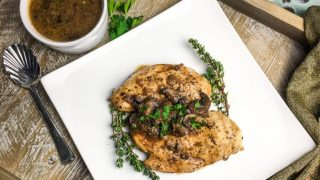 Instant Pot® Italian Chicken Breasts Recipe