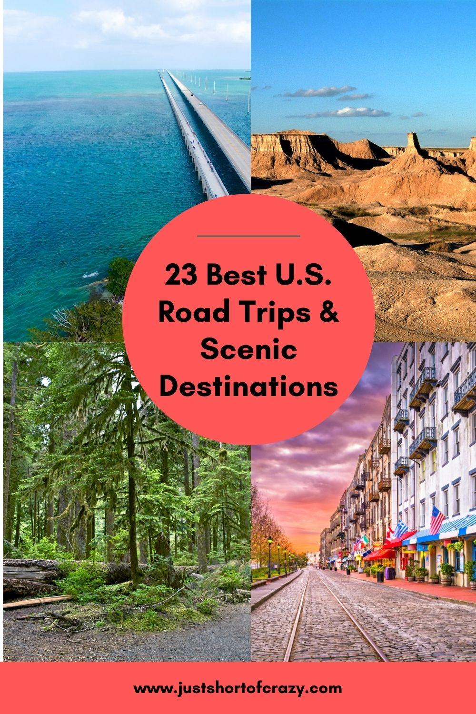 23 best us road trips