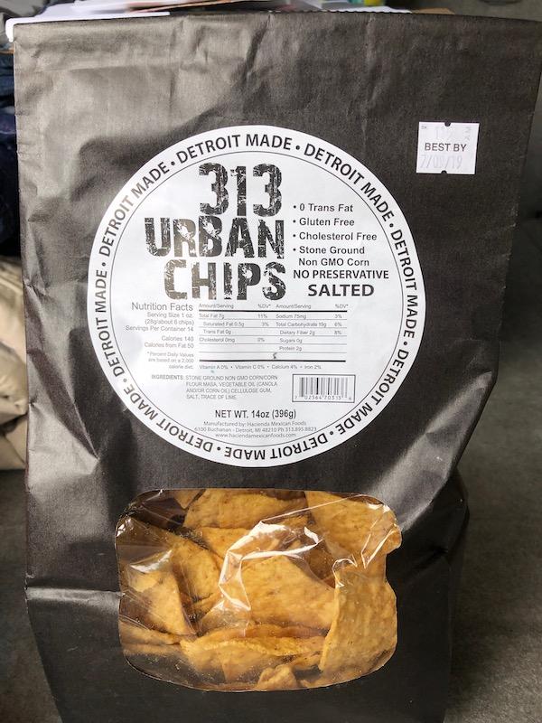 313 Urban Chips