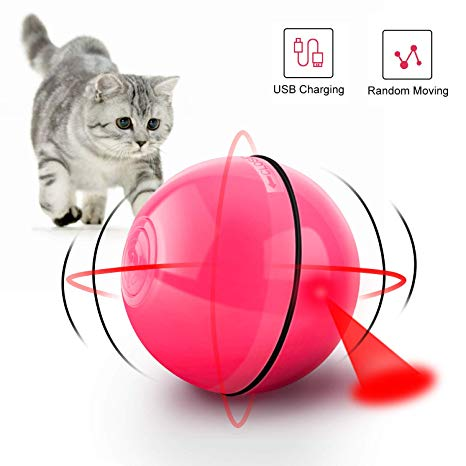 Smart Interactive Cat Ball
