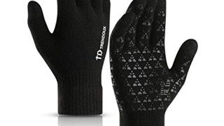 Knit Touch Screen Anti-Slip Gloves
