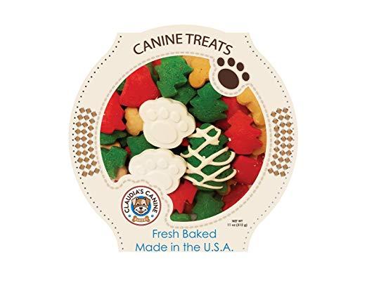 Santa Paws Classic Gourmet Dog Cookies
