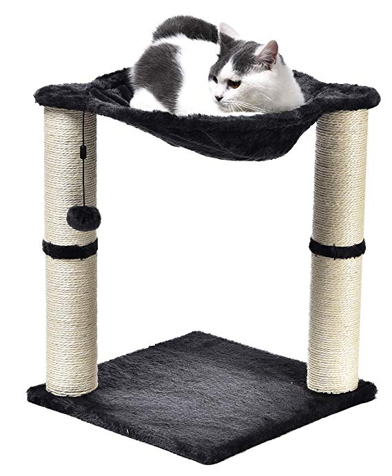 Cat Scratching Post and Hammock