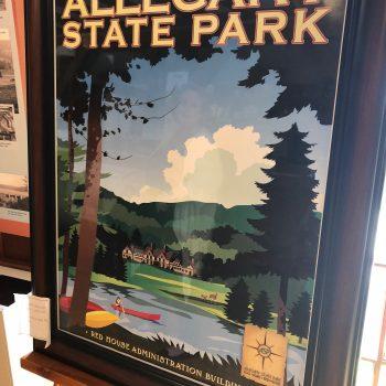 Allegany State Park in NY