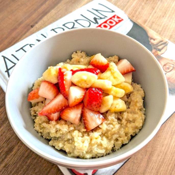 always perfect oatmeal