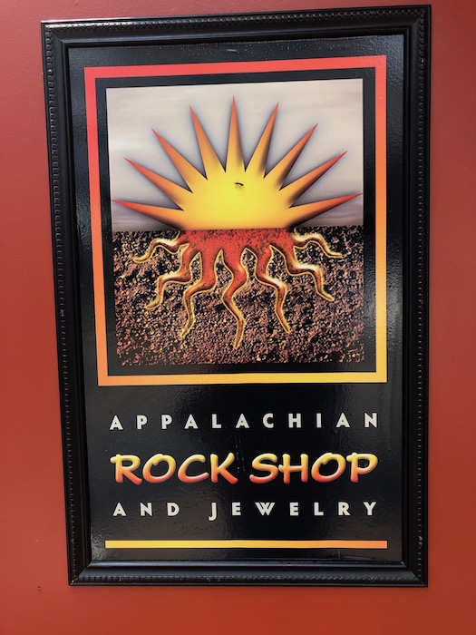 Appalachain Rock Shop