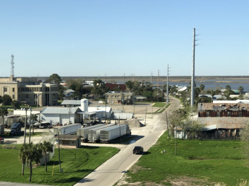 Arial Apalachicola View