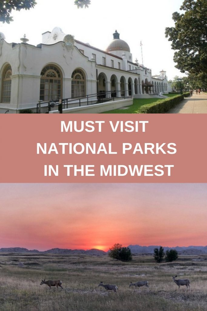 BEST NATIONAL PARKS IN THE MIDWEST