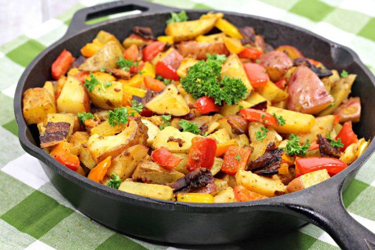 Weight Watchers Breakfast Potatoes Recipe