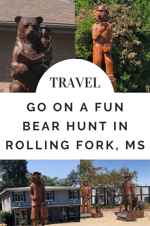 Bear Hunt Rolling Fork, MS