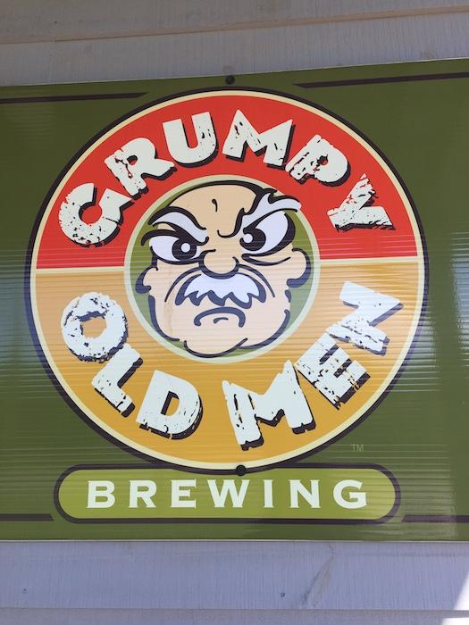 Grumpy Old Men Logo