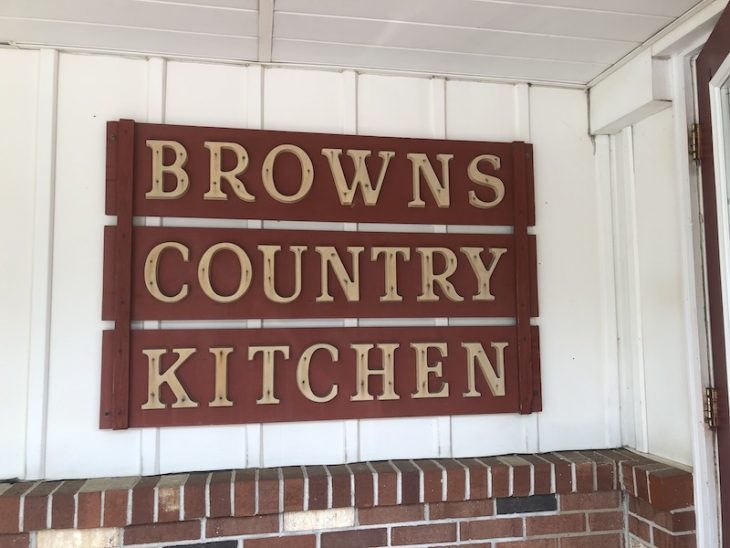Browns Country Kitchen