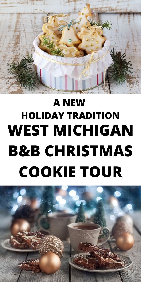 west michigan christmas cookie tour