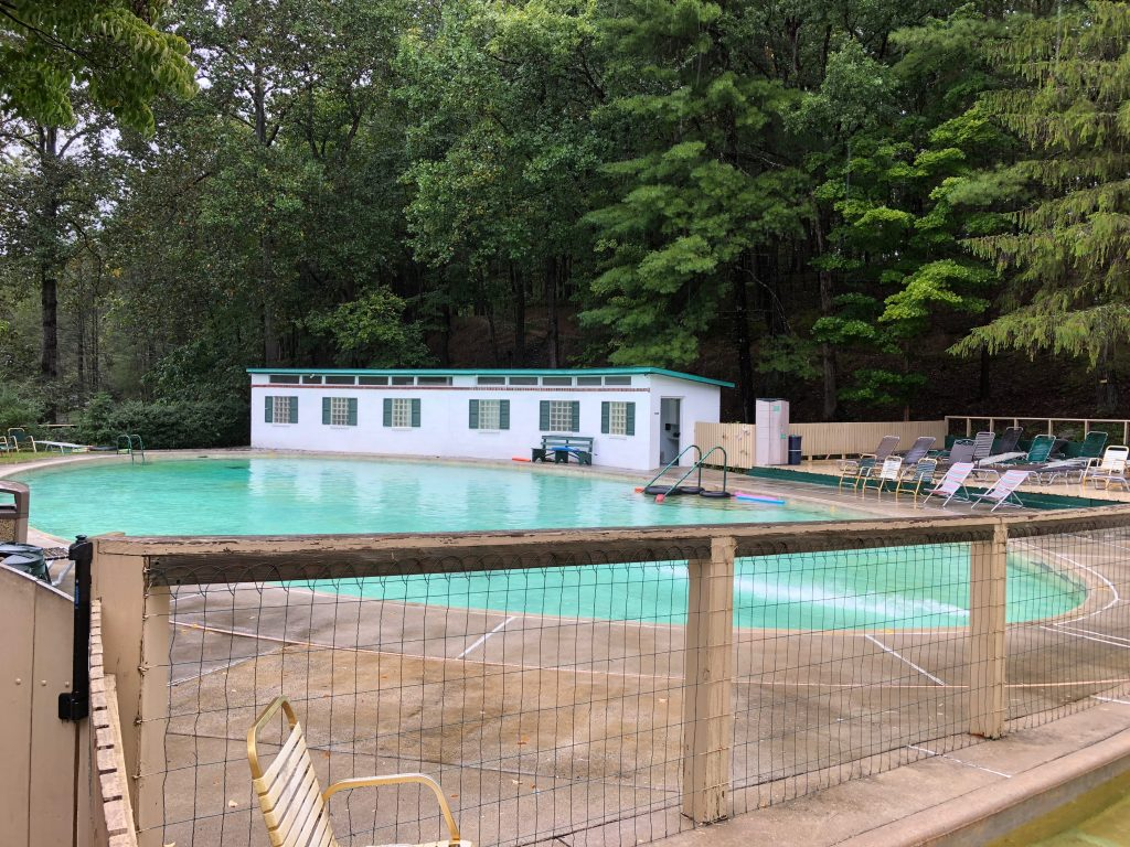 Capon Springs Resort in West Virginia