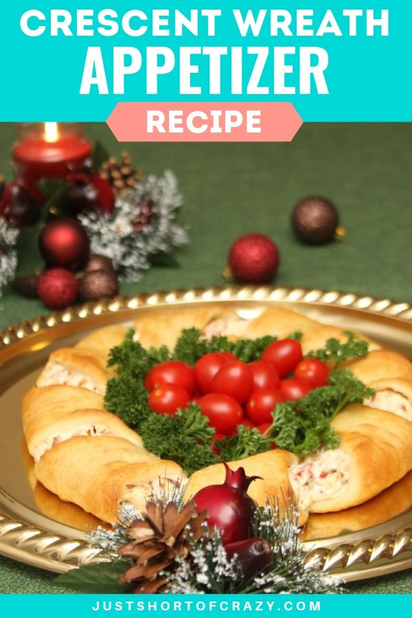 crescent wreath appetizer recipe