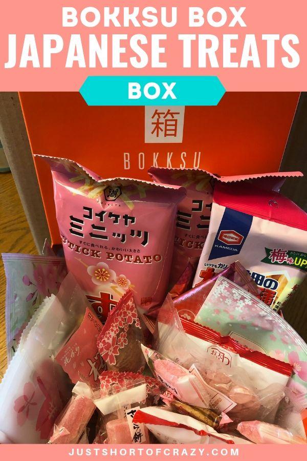 Bokksu Box Japanese Treat Box