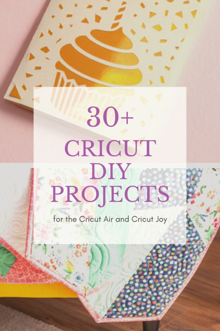 CRICUT DIY PROJECTS