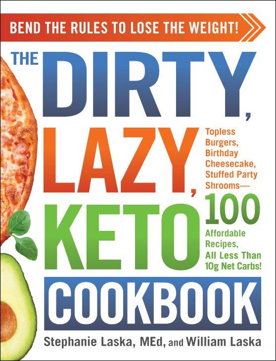 dirty lazy keto cookbook