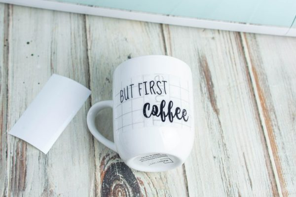 Cricut Craft – But First Coffee With Free SVG File