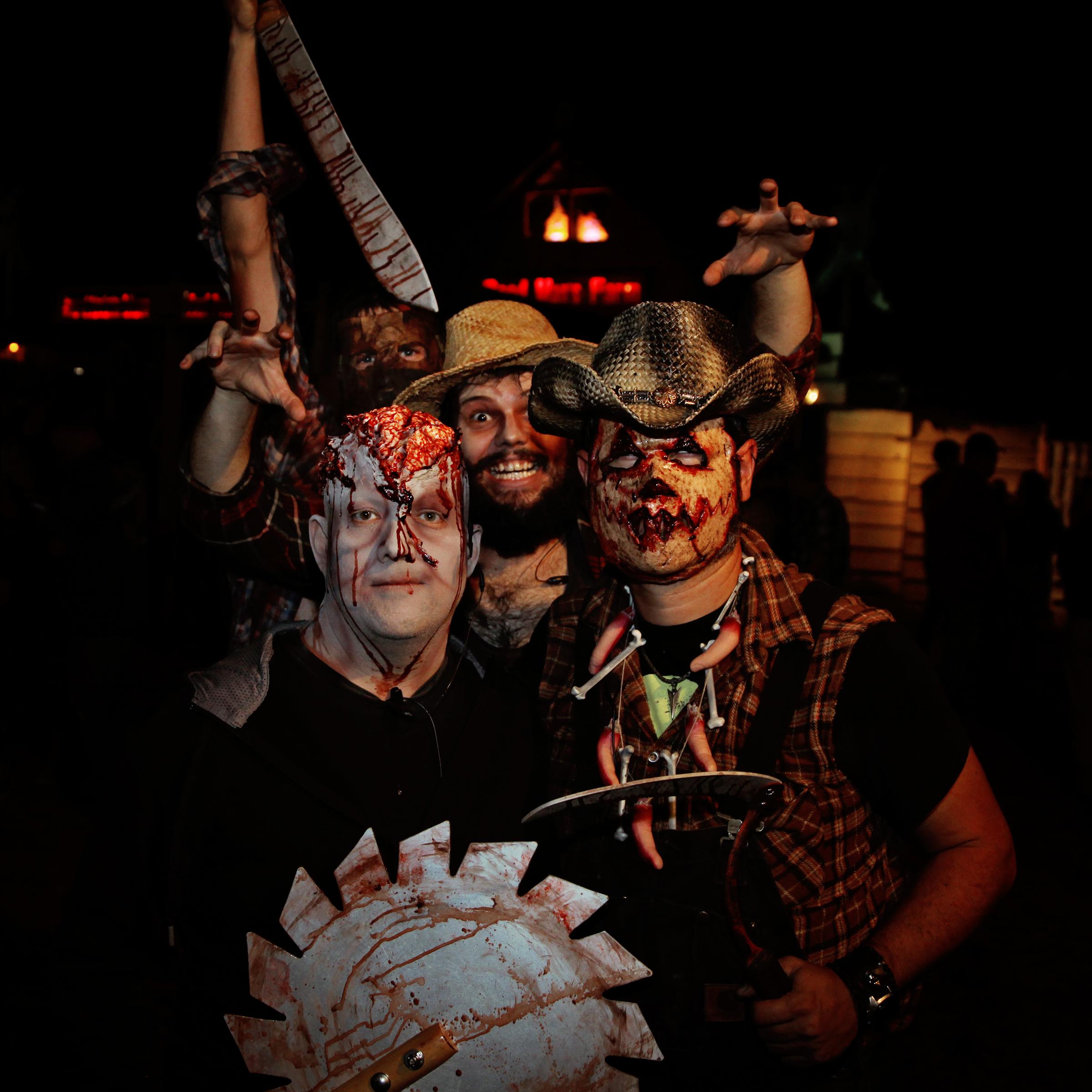 haunted actors from Dead Man's Farm in London County TN