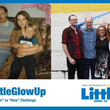 Little Glow Up Movie Giveaway