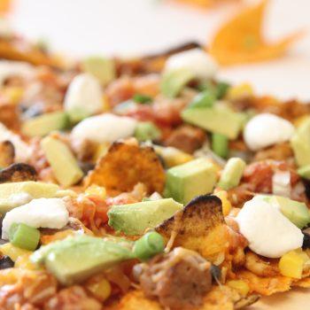 how to make nachos with doritos