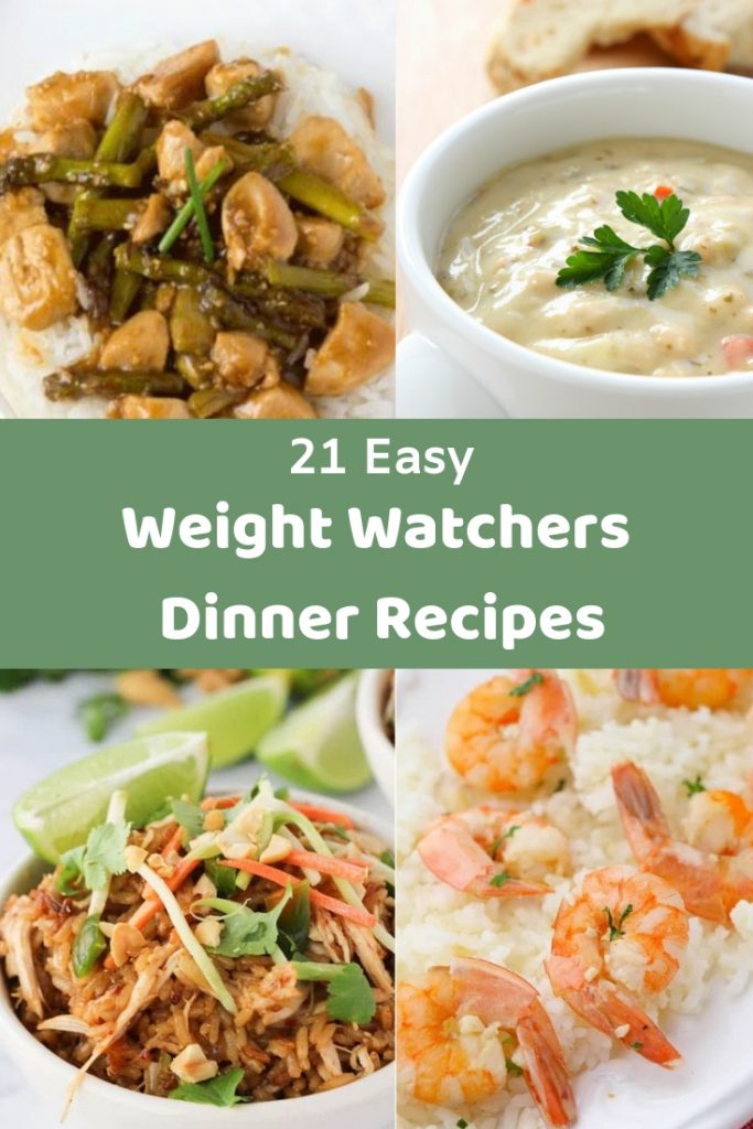 Easy Weight Watchers Recipes