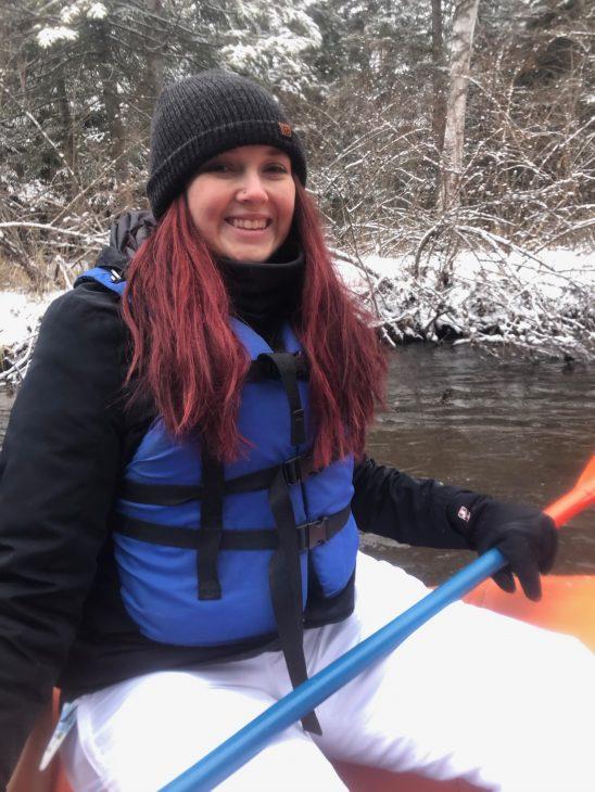 Emma Rafting