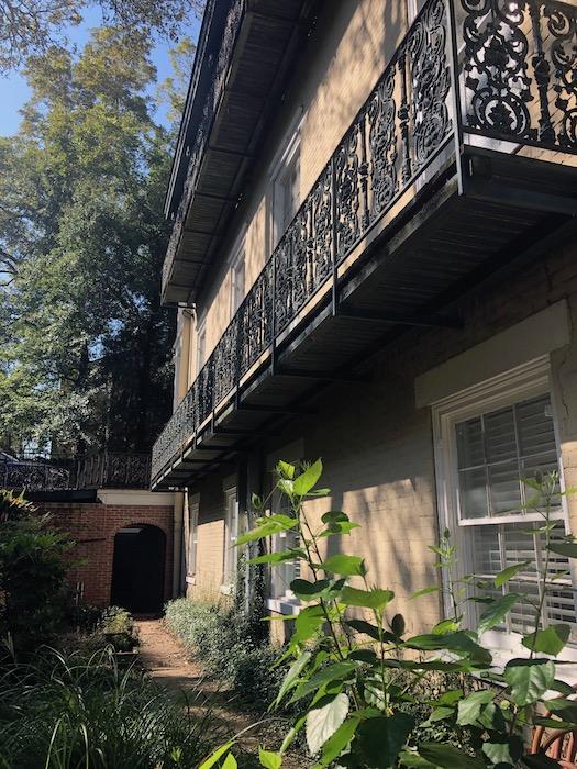 Exterior Duff Green Mansion